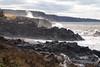 Black Rock rough sea-080696