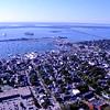 Newport Harbor (facing west)