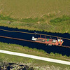 <b>Construction Along L-40 Levee</b>  October 2011  <i>- Jay Paredes</i>