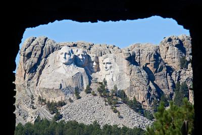 Mount Rushmore - Black Hills, SD