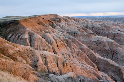 Colorful Hills - Badlands SD
