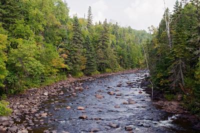 Brule River - Judge Magney State Park, MN