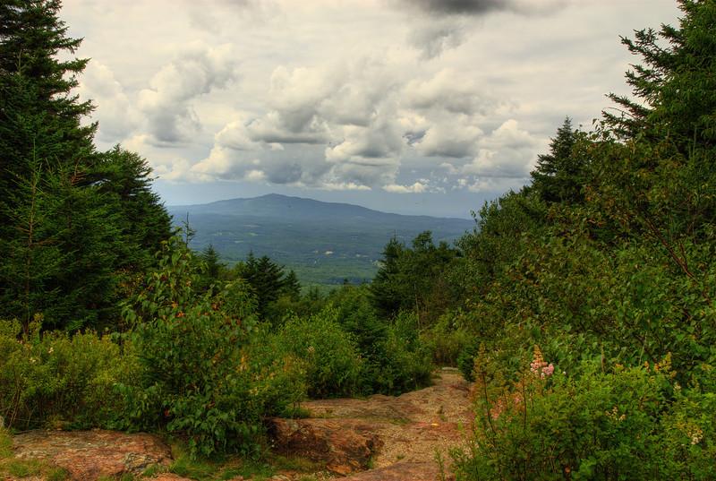Mt Monadnock from Pack Monadnock