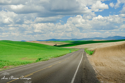 Scenic Palouse Byway