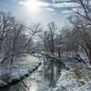 Snowy Rawhide Creek