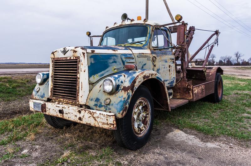 Tow Truck Patina