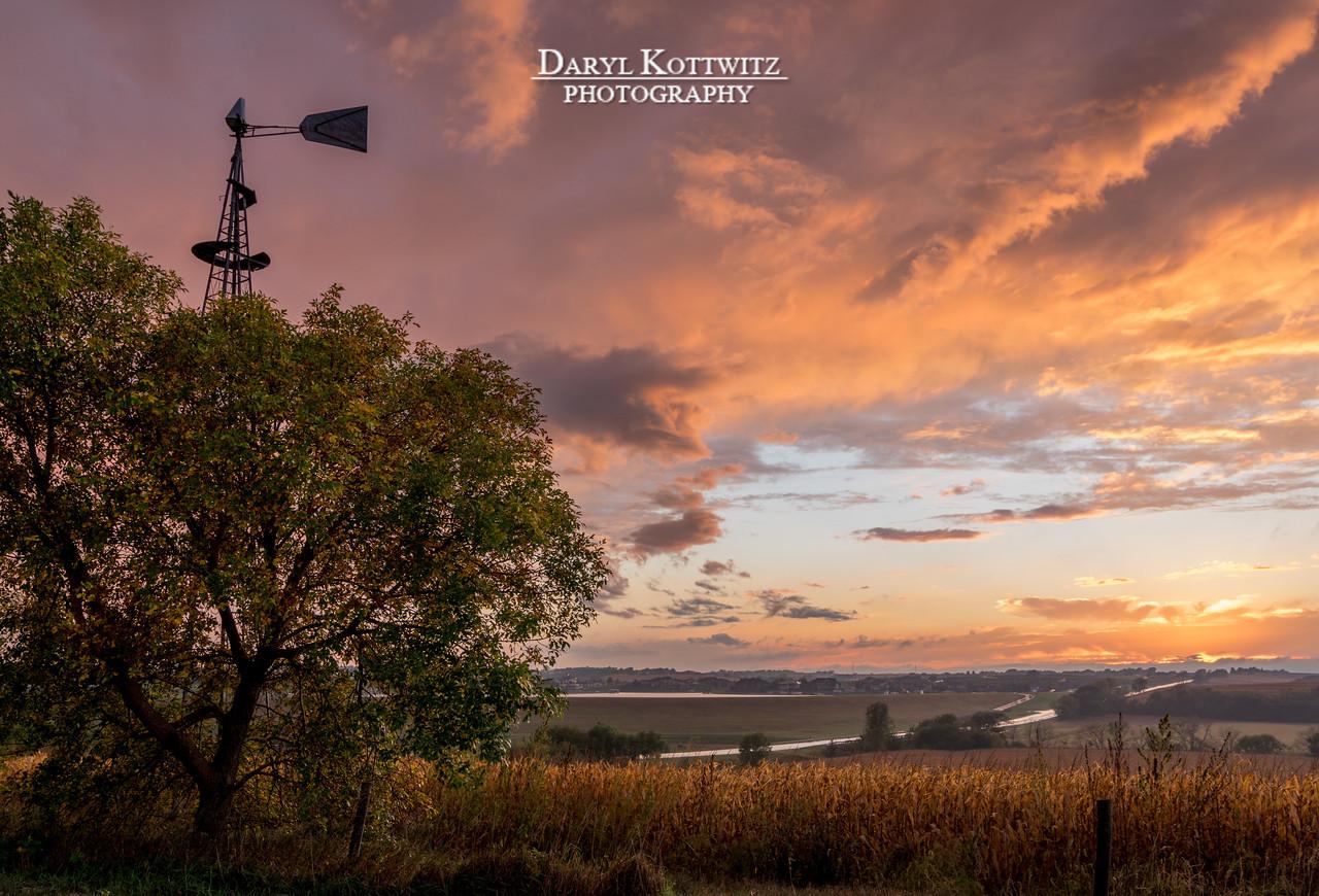 Harvest Season Dusk