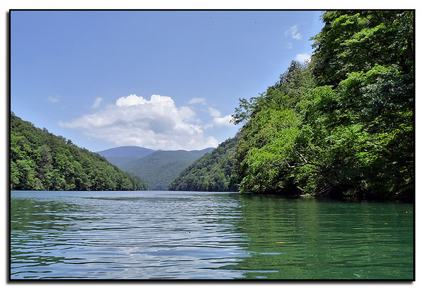Calderwood Lake, North Carolina
