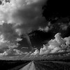 <b>Title - Levee Under the Clouds</b> <i>- Jeremy Raines</i>