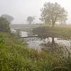 <b>Title - Lox Bridge in Fog</b> <i>- Ed Mattis</i>
