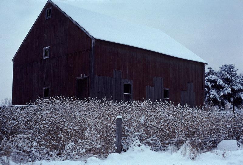 CT snow scene #3 - December 1976