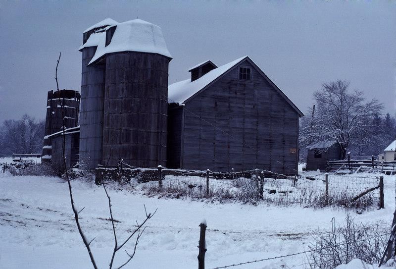 CT snow scene #4 - December 1976