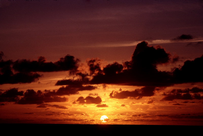 Some of the most beautiful moments on the planet are at sunset