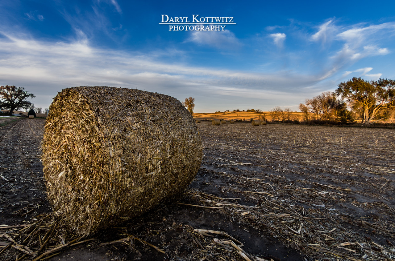 Another trip into western Iowa's Loess Hills after work one afternoon.