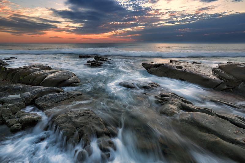 Sea falls