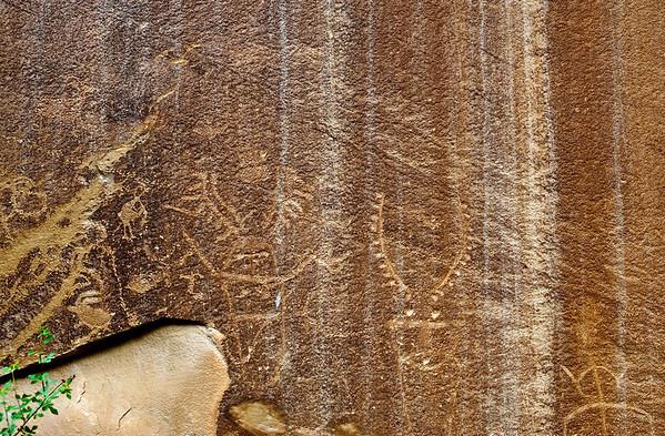 Petroglyphs, Capital Reef