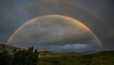 Rainbow Over Silverthorne