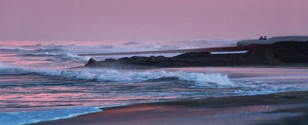 Pink sunset, Juno Beach, FL