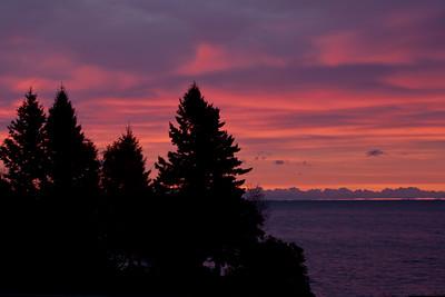 Sunrise - Grand Marais, MN