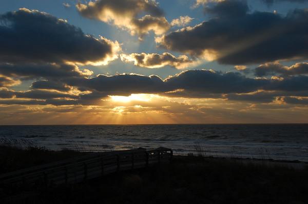 Indian Rocks Beach Sunset - Lu - 20101206-DSC_0166
