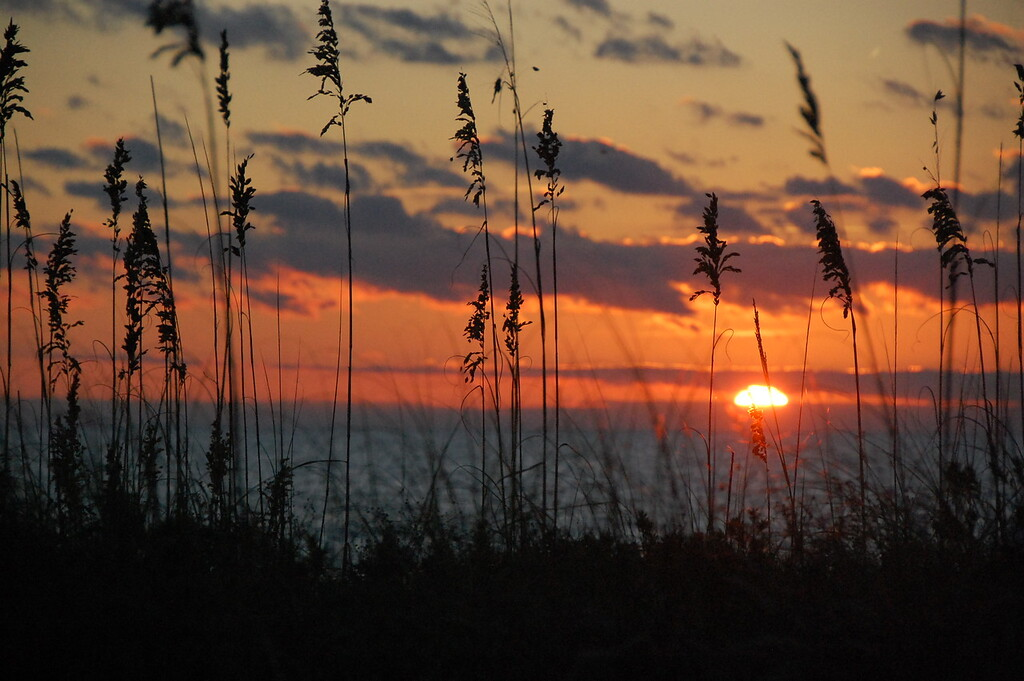 Indian Rocks Beach Sunset - Lu