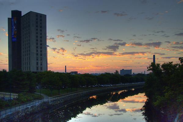Lowell Sunrise
