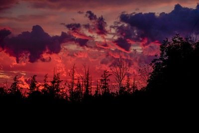 Sunset - Itasca County, MN