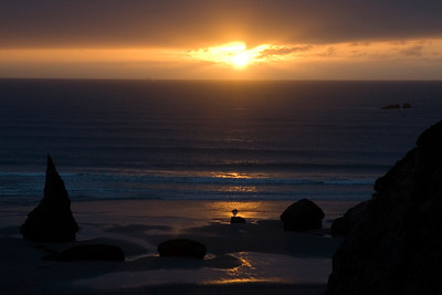 Sunset - Bandon, OR