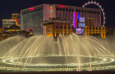 The Bellagio Fountains