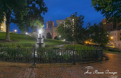 Virginia Capitol Grounds