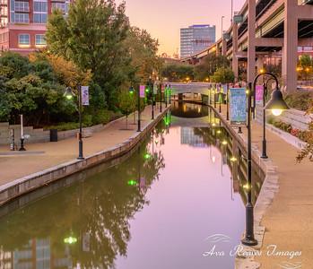The Richmond Canal Walk