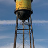 This is an old water tower used when Alaska Packers was a big employer on Semiahmoo Spit.