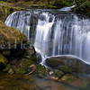Whatcom Creek wanders through Bellingham creating several waterfalls.