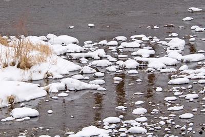Winter - Prairie River - Grand Rapids, MN