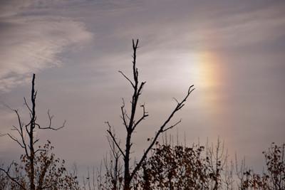 Sun Dog - Gunflint Trail - Cook County, MN
