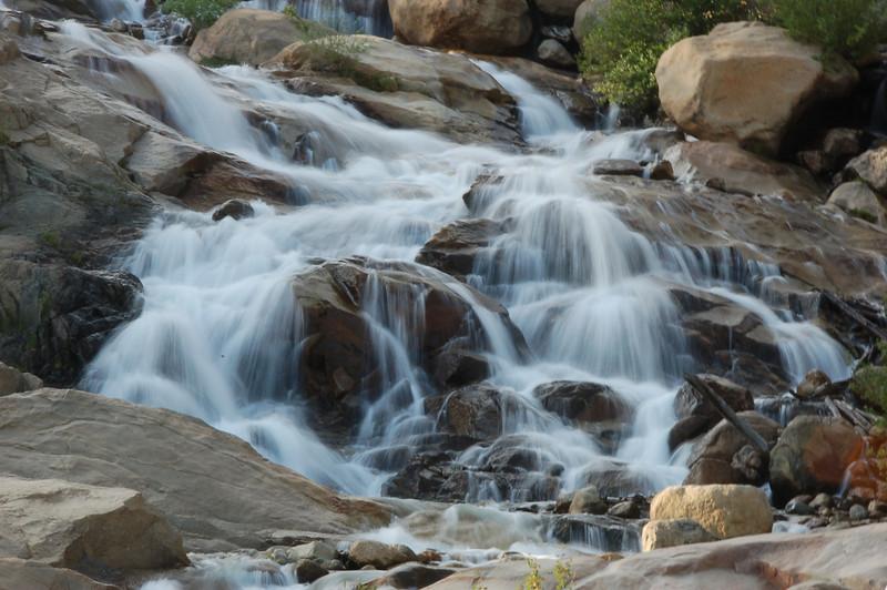 105 - Waterfall, Rocky Mtn Natl Park