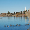 64 - Shrine and Lake, Idaho Falls, ID