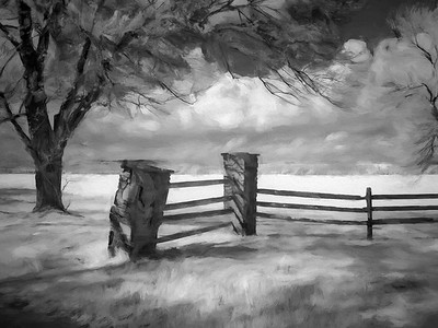 Jenkins Farm Fence