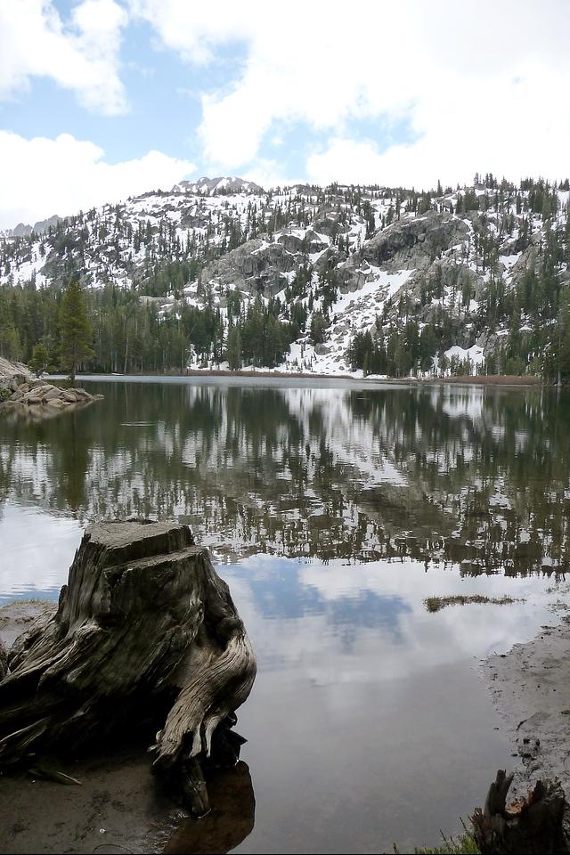 Woods Lake near Carson Pass, June 2009