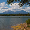 309 - Spanish Peaks from Horseshoe Lake