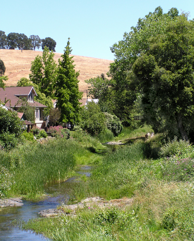 "SOC-053004-02 ""Sutter Creek Scene""  Sutter Creek, California."