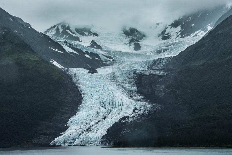 411 - College Fjord Glacier