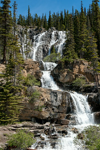 Tangle Falls - Rocky Mountains
