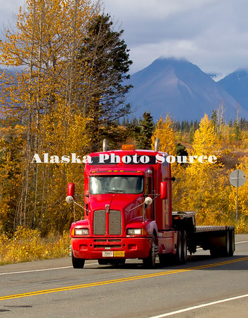 Scenic side of Alaskan Industry