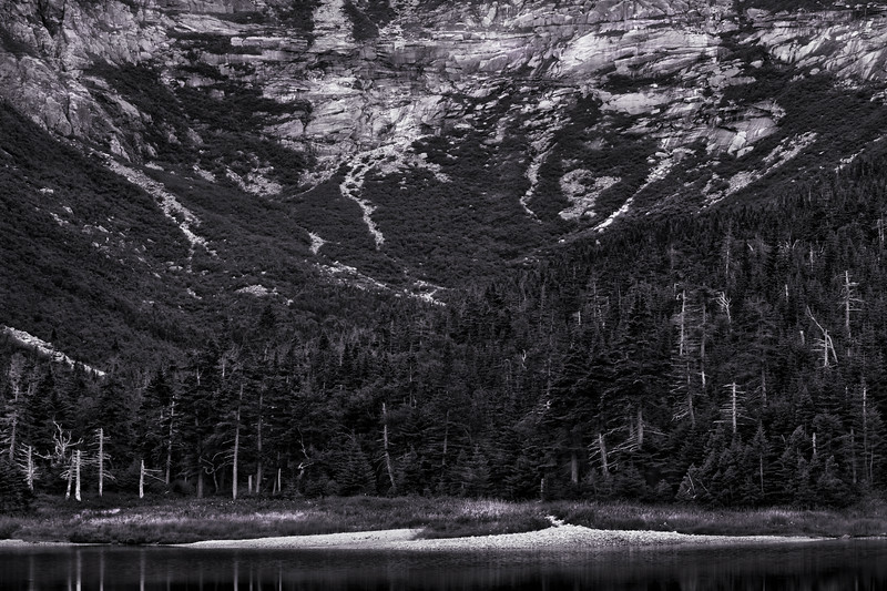 Chimney Pond, Baxter Park, MAINE