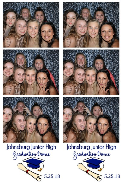 "Johnsburg Junior High ""Graduation Dance 2018"""