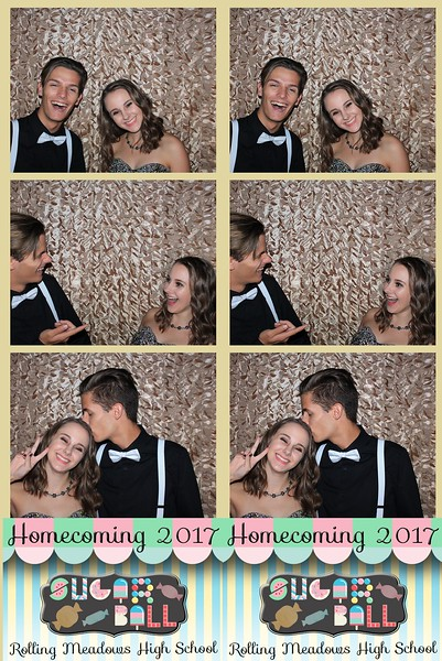 """Rolling Meadows """"Homecoming 2017"""""""