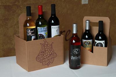 Packaging Fun and Award Winning Wine - 10/26/2011