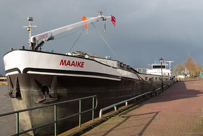Maaike, beunschip 02104727 info