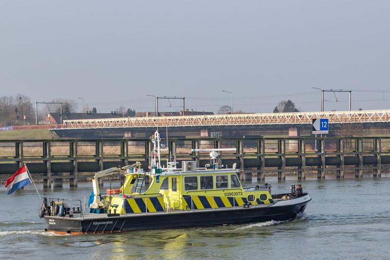 """RWS-30, patrouillevaartuig 286-75 <a href=""""https://www.binnenvaart.eu/dienstvaartuig/20240-rws-30.html"""" target=""""_blank"""">info</a>"""
